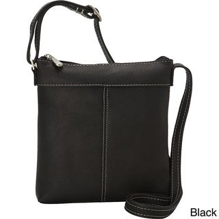 Le Donne Leather Crossbody Handbag