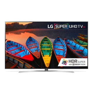 LG 85UH9500 Black 85-inch Class 4K Super UHD Television With 240HZ, 3D and Webos