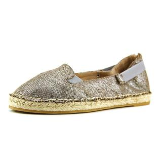 Unlisted Kenneth Cole Women's Camp Spirit MT Silver Cloth Mary Jane