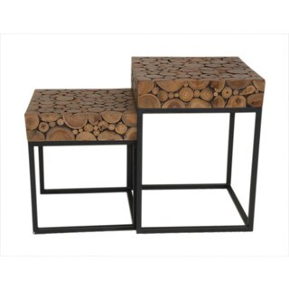 Crafted Home's Karasel Side Table