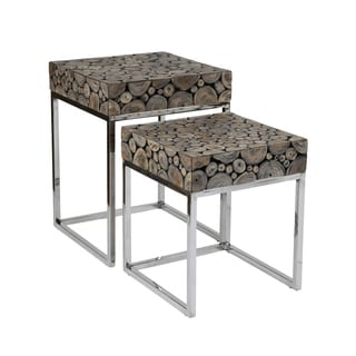 Crafted Home's Karas Side Table
