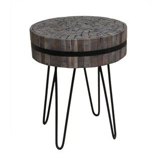 Crafted Home's Javin Side Table