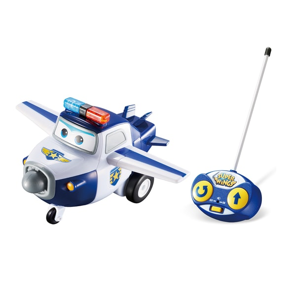 Auldey Toys Super Wings Remote Control Paul
