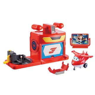 Auldey Toys Super Wings Jett's Runway