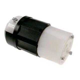 Leviton 065-2313 20 Amp 3W, 2P NEMA L5-20R Locking Connector
