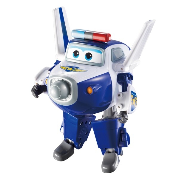 Auldey Toys Super Wings Transforming Character Paul