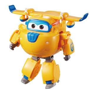 Auldey Toys Super Wings Transforming Character Donnie