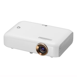 LG PH550 Mini Beam LED Projector with Built-in Battery and Screen Share