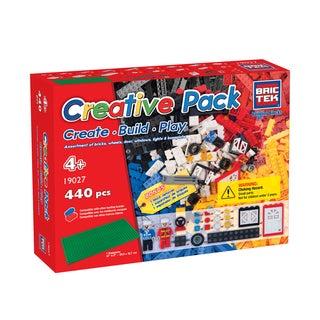 BricTek 440 Piece Creative Pack