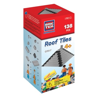 Brictek Grey Roof Tiles