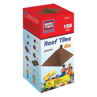 Brictek Brown Roof Tiles