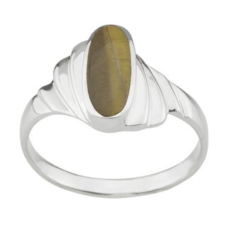 Haven Park Tiger Eye Ring