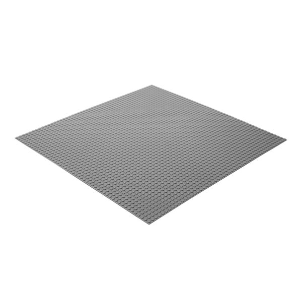 Brictek 15 Inch Grey Baseplate