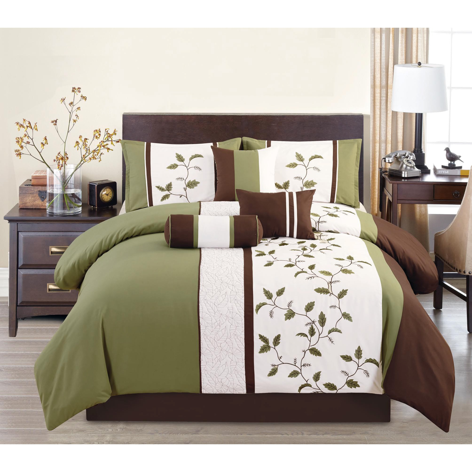 brown inspirations of black king sets decoration comforter full green image set blue remarkable navy and bedding size