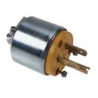 Leviton 000-515PA Commercial Grade Straight Blade Armored Plugs