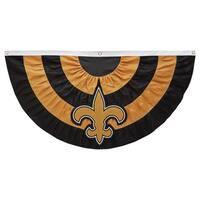 New Orleans Saints Nylon Team Celebration Bunting