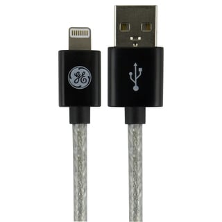 GE Lighting 97531 6' Lightning to USB Cable