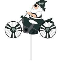 New York Jets Nylon Motorcycle Wind Spinner