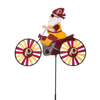 Washington Redskins Motorcycle Wind Spinner