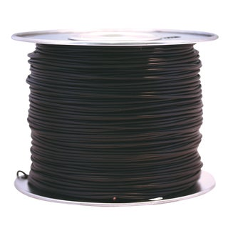 Southwire 55671823 100' X 10 Gauge Black GPT Primary Wire Cable Principal
