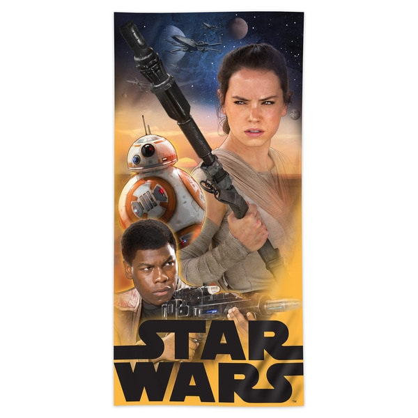 """Star Wars """"""""Friends of the Force"""""""" Beach Towel"""