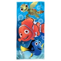 "Finding Nemo """"Sea Life"""" Beach Towel"
