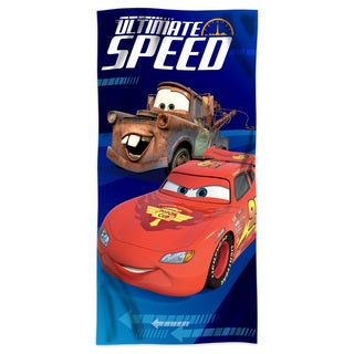 "Cars """"Ultimate Speed"""" Beach Towel"