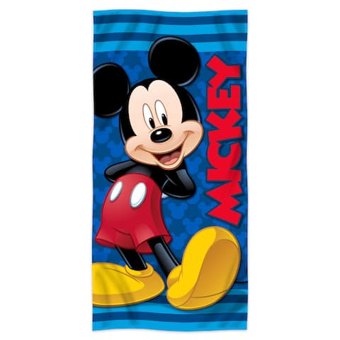 "Mickey """"Swell Guy"""" Beach Towel"
