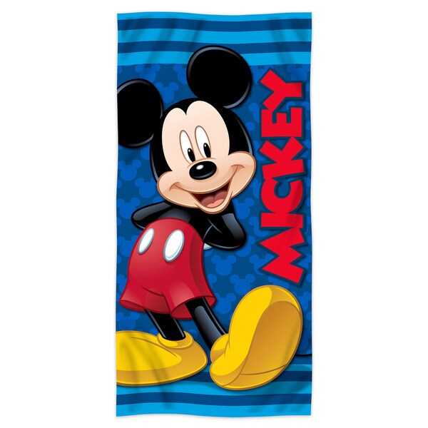 "Mickey """"Swell Guy"""" Beach Towel"
