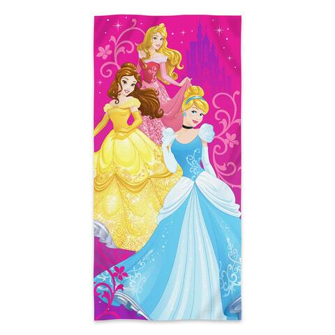 "Disney Princess """"Fairy Tale Moment"""" Beach Towel"