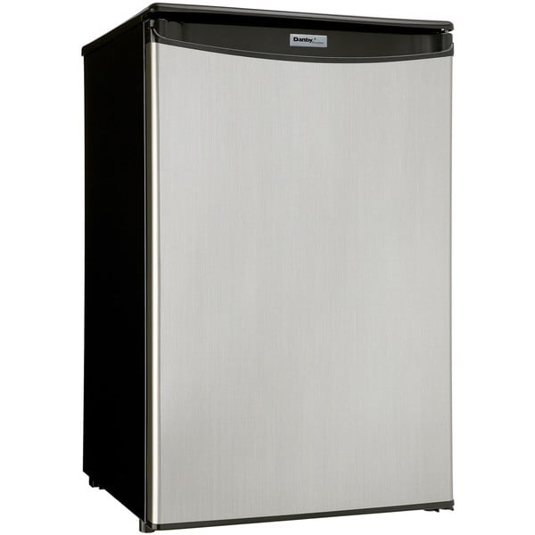 refrigerator energy star. danby dar044a5bsldd 4.4-cubic foot designer energy star compact all refrigerator with spotless steel door e