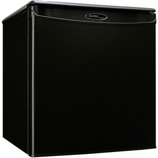 Danby Designer Energy Star Black 1.7 Cu. Ft. Compact Refrigerator