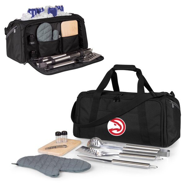 Picnic Time Atlanta Hawks BBQ Kit Cooler