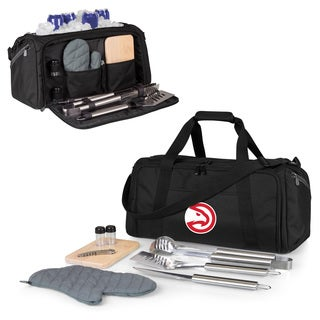 Picnic Time Atlanta Hawks BBQ Kit Cooler