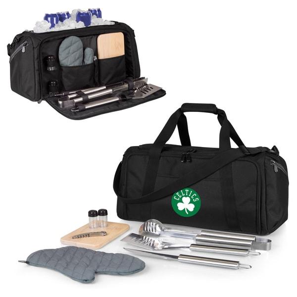 Picnic Time Boston Celtics BBQ Kit Cooler