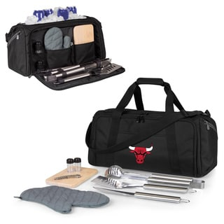 Picnic Time Chicago Bulls BBQ Kit Cooler