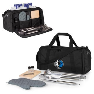 Picnic Time Dallas Mavericks BBQ Kit Cooler