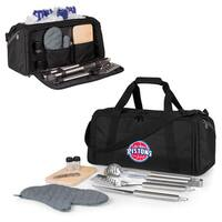 Picnic Time Detroit Pistons BBQ Kit Cooler