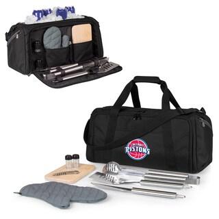 Picnic Time Detroit Pistons BBQ Kit Cooler
