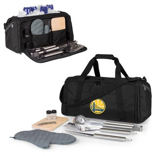 Picnic Time Golden State Warriors BBQ Kit Cooler