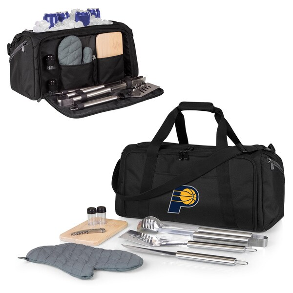 Picnic Time Indiana Pacers BBQ Kit Cooler
