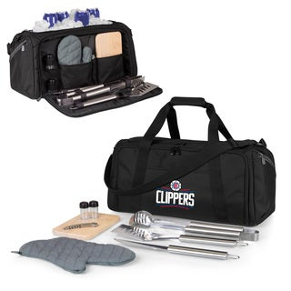 Picnic Time Los Angeles Clippers BBQ Kit Cooler
