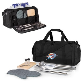Picnic Time Oklahoma City Thunder BBQ Kit Cooler