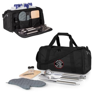 Picnic Time Toronto Raptors BBQ Kit Cooler