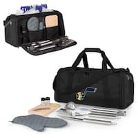 Picnic Time Utah Jazz BBQ Cooler Kit