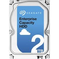 "Seagate ST2000NM0115 2 TB Hard Drive - SAS - 3.5"" Drive - Internal"