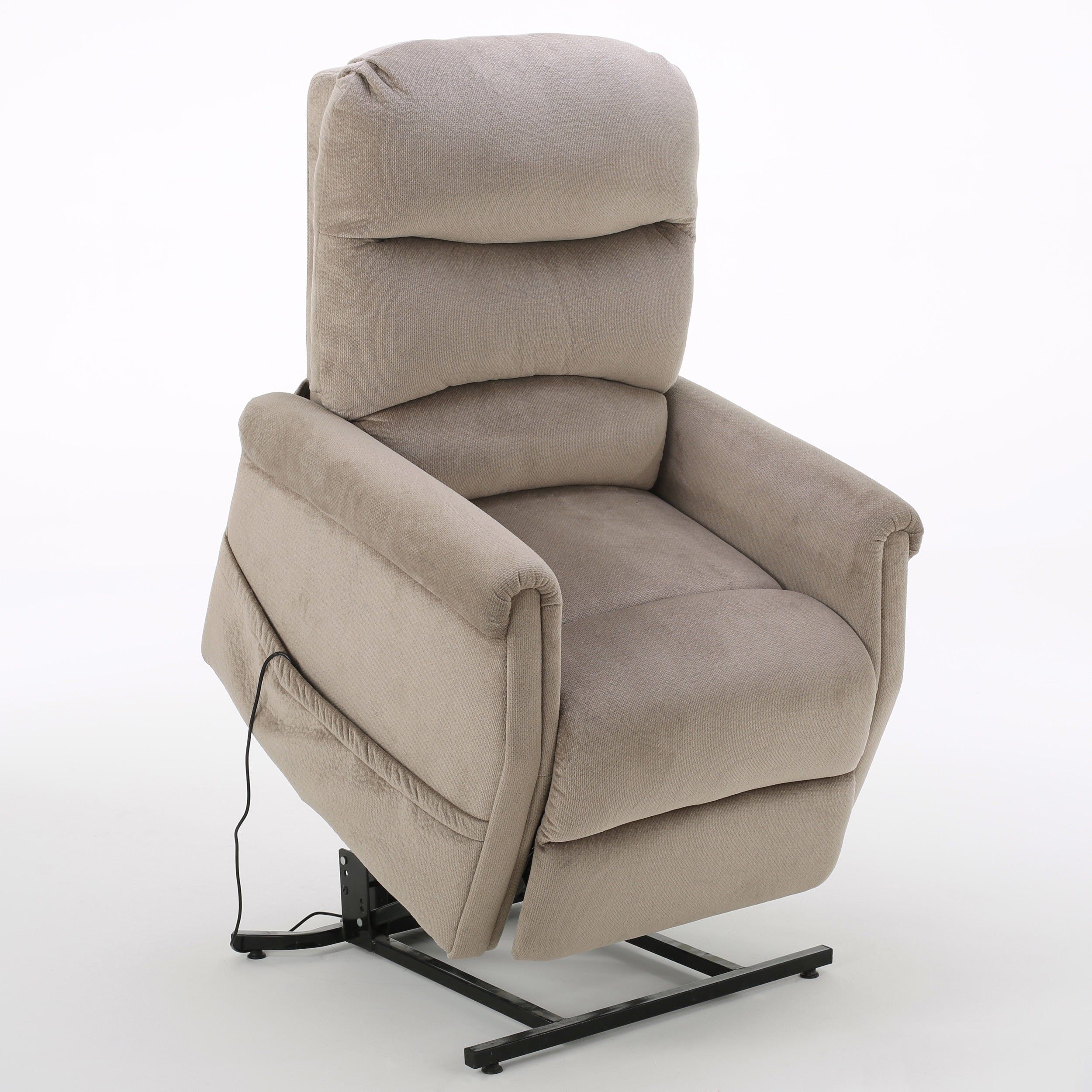 Larissa Fabric Recliner Lift Club Chair by Christopher Kn...