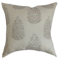 Faeyza Floral Throw Pillow Cover