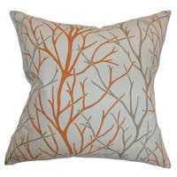Fderik Trees Throw Pillow Cover