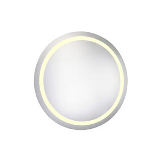 Elegant Lighting 36-inch Round LED Electric Mirror